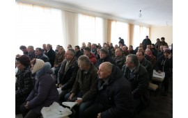Семінар в с. Снігурівка (14.02.2017 р.)